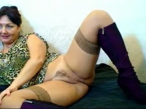 Russian hairy webcam mom (Pizda Volosataya) 4 free