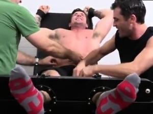 Straight footballers milked gay first time Trenton Ducati Bo