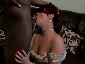 British Milf Pleases BBC