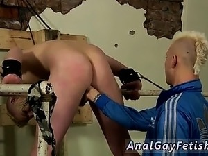 Fat gay men bondage You nearly feel sorry for the dude as he