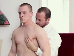 Sinning mormon spanked