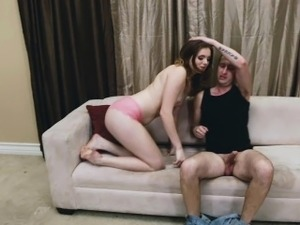 PunishTeens - Uncle trains His misbehaved niece