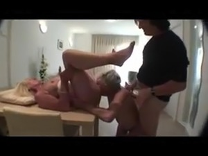 cuck watches his wife getting used