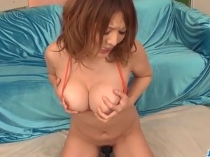 Yuki Touma, big tits beauty, is amazing in bed