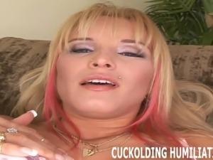Watch me satisfy my big black cock cravings