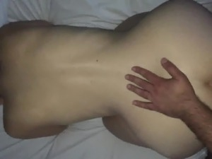 Shy submissive wife gets nervous