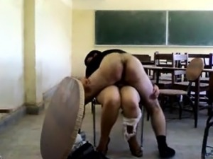 Sexy School Fans at Clssroom Popular Sex Mms