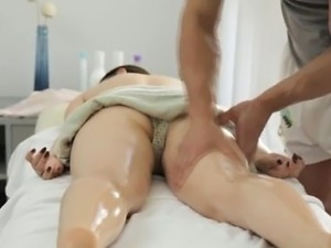 Big boobs teacher and student Big tit Russian girl gets a vo