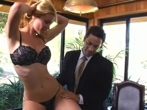 Heather Vandeven in film Busty Coeds vs Lusty Cheerleaders