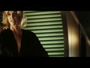 Tricia Helfer Jessica Sipos in Ascension