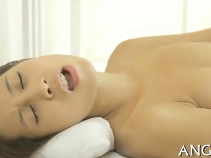 Raucous anal and beaver gratifying for playgirl