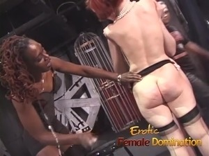 Everyone on this bdsm set obviously had lots of fun