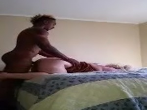 Bbw mature takes bbc doggystyle