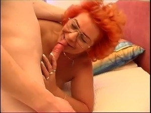 Russian mature does boy.
