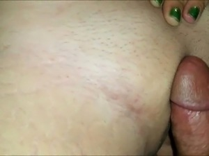 Shaved Amateur Getting Banged CLOSEUP