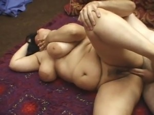 BBW Latina Threesome