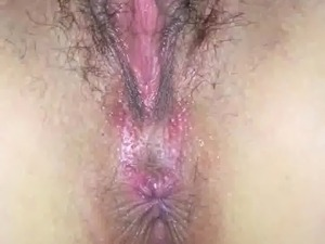 My wife's asshole