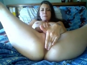 Orgasming on my bed with just my fingers