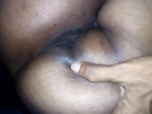 Ass hole of Anju