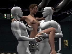 Planet The Abduction Of Agent Shelly - Crazy 3D anime xxx