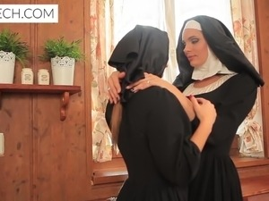 Catholic Nuns and the Monster (2014)
