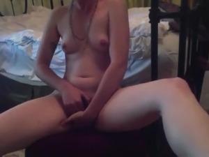 Dripping wet down my thighs - Masturbation for Voyeurs