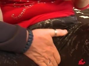 ScambistiMaturi - Mature Italian swinger enjoys hardcore sex