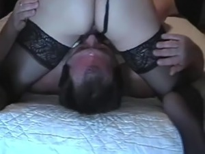Waiting under the wife