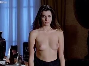 Florence Guerin Trina Michelsen hot scenes from La Bonne
