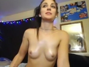 Amateur Orgasm Contraction Closeup POV