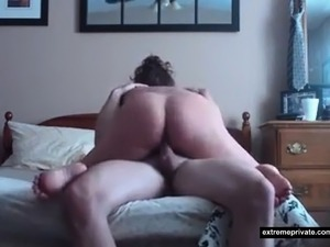 Spy Mother with her big ass towards the camera