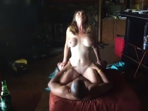 Mostly homemade interracial music clip 15