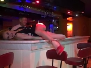 Morgane fucked in a groupsex