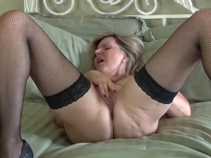 Mature mother needs a good fuck