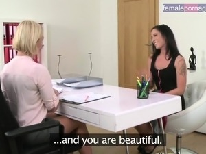 Russian casting boss catches them all