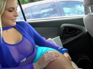 Remarkable mom seduced by a handsome guy