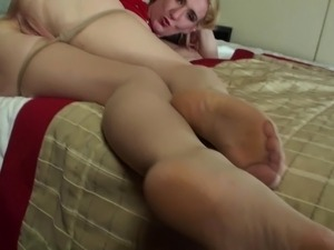 Hot milf and her younger lover 263
