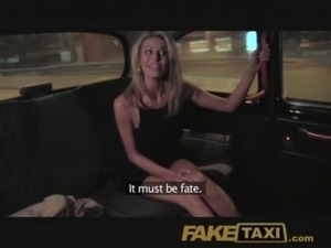 FakeTaxi Street escort loves to suck cock free