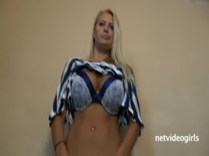 netvideogirls - Lynn Calendar Audition free