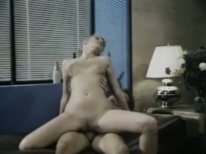 The boss fucks his secretary