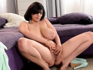 Horny housewife teaching sex
