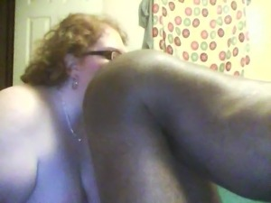 MY fat white BBC hog slave bitch I MET ON TAGGED michelle 6